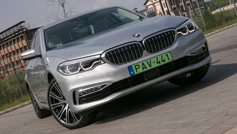 Totalcar - Tesztek - BMW 530e iPerformance – 2017. c802c2f0f6