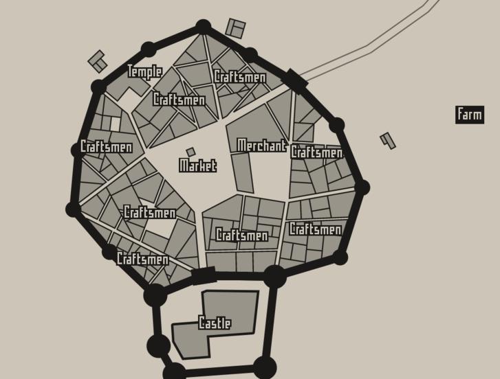 fae0ba82d1 Index - Mindeközben - Ne fáradjon többé középkori városok tervezésével, itt  a középkori várostervező gép!