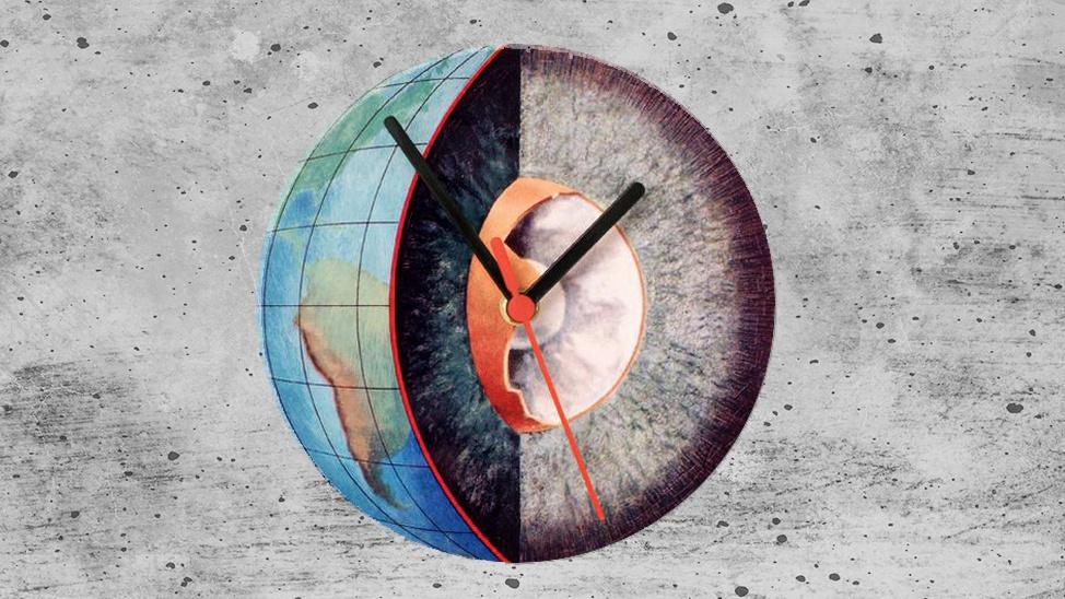 A Föld közepén lassabb az idő, mint a felszínén