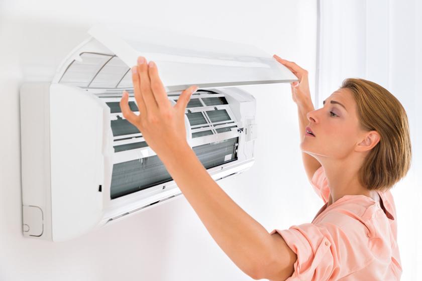 légkondicionálás és fogyás