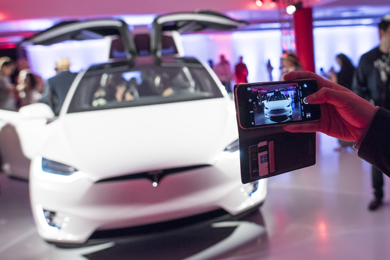 7 Személyes új Autók: Az új Tesla Az Autók IPhone-ja