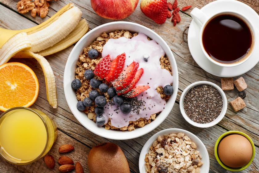 mit egyek reggelire ha fogyni akarok