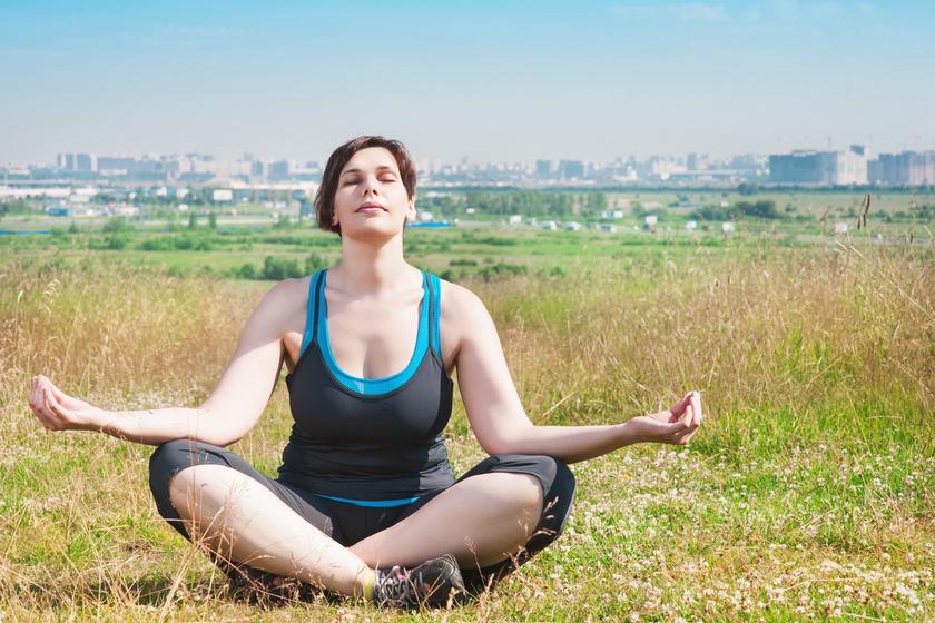 fogyás meditáció durva