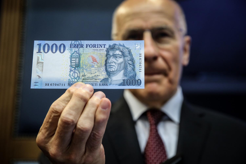Friss hírek: Folytatódik a bankjegyek cseréje, ezúttal a régi ezres távozik