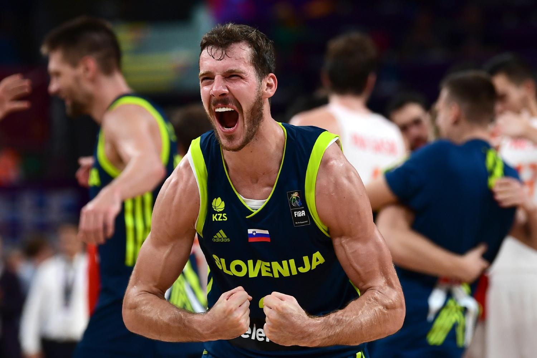 Index - Sport - Szlovénia a kosár-Eb Golden State-je ef1daf2424