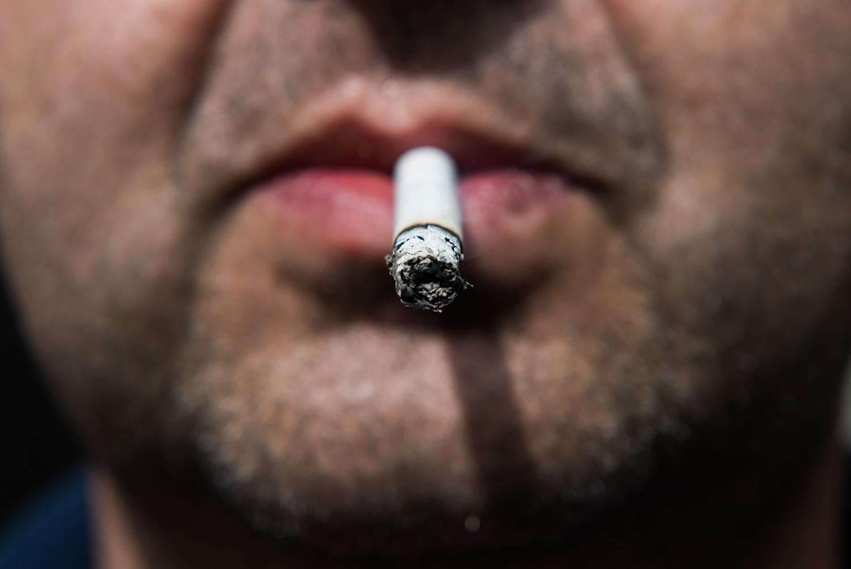 történet a dohányzás elleni harcról)