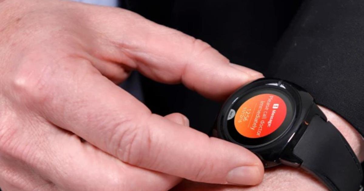 Életet menthet egy magyar fejlesztésű óra 98528eccb8
