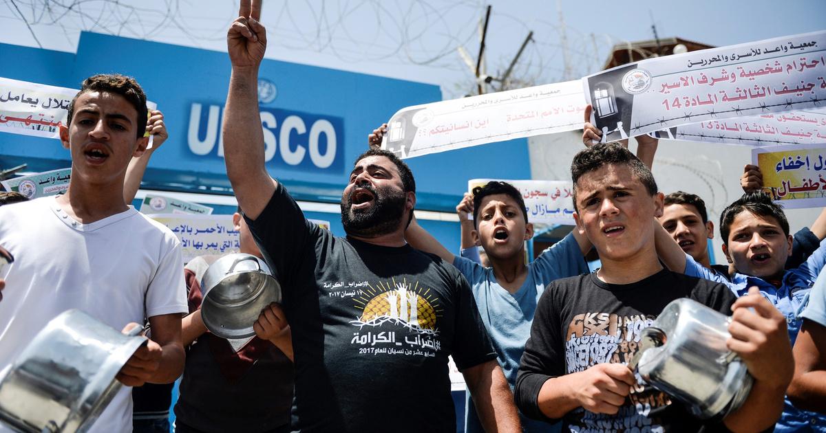 Az izraeli-palesztin viszály az ENSZ egy szervezetét is megroppantja
