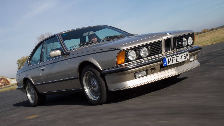 Totalcar Tesztek Bmw M635 Csi E24 1984