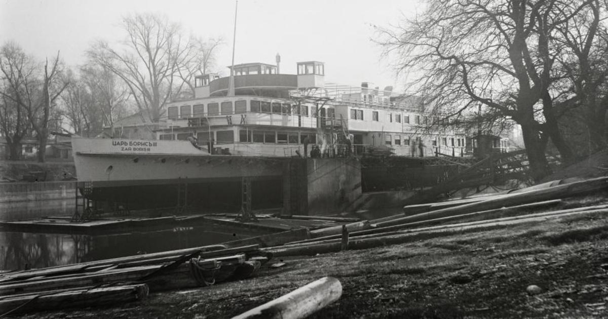 Amikor a Göring Művek gyártotta a bolgár hajókat Óbudán