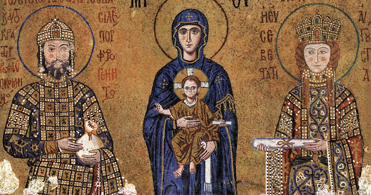 Árpád-házi királylányok a császári trónon
