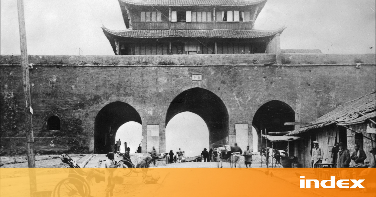 Nanking megerőszakolása volt a Távol-Kelet holokausztja