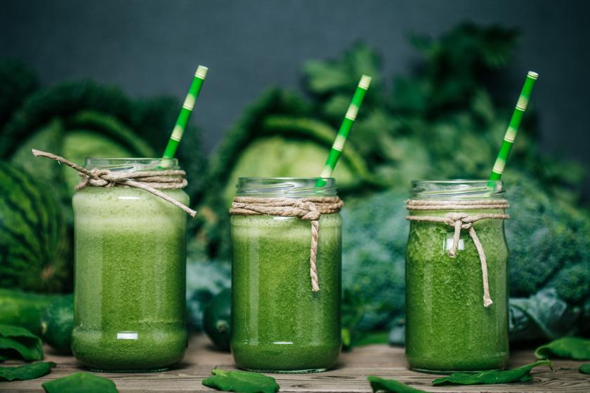 Zsírgyilkos zöld turmix: idd ezt mindennap, és karcsúbb lesz a derekad