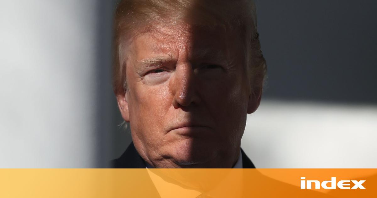 Trump beiktatásának évfordulóján leállt az amerikai kormányzat