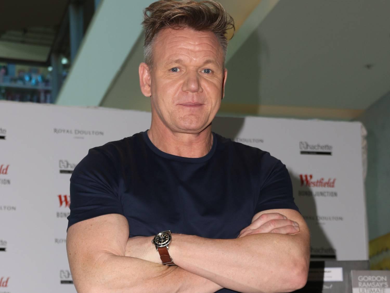 Tana ramsay fogyás, Így fogyott több mint 10 kilót Gordon Ramsay