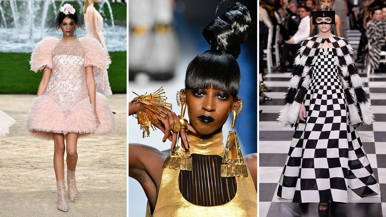 139a334eb8 Haute couture 2018: még menő a láthatatlan ruha - Dívány