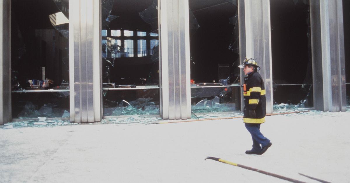 Amikor a föld alól robbantották a WTC-t