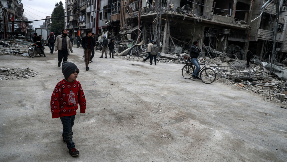 Kegyetlen választás elé állítják a lakosokat Kelet-Gútában