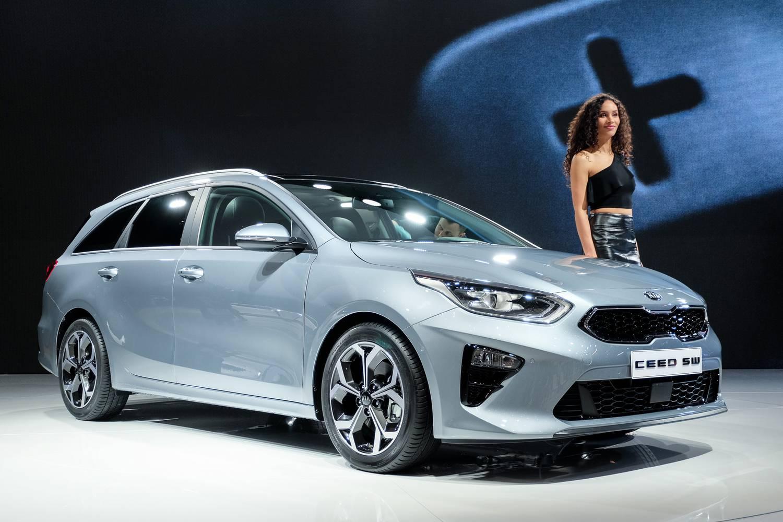 Totalcar - Magazin - Genfi Autószalon 2018 – Kia Ceed ...
