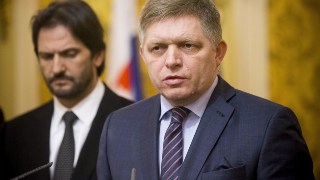 Küszöbön a kormányváltás Szlovákiában?