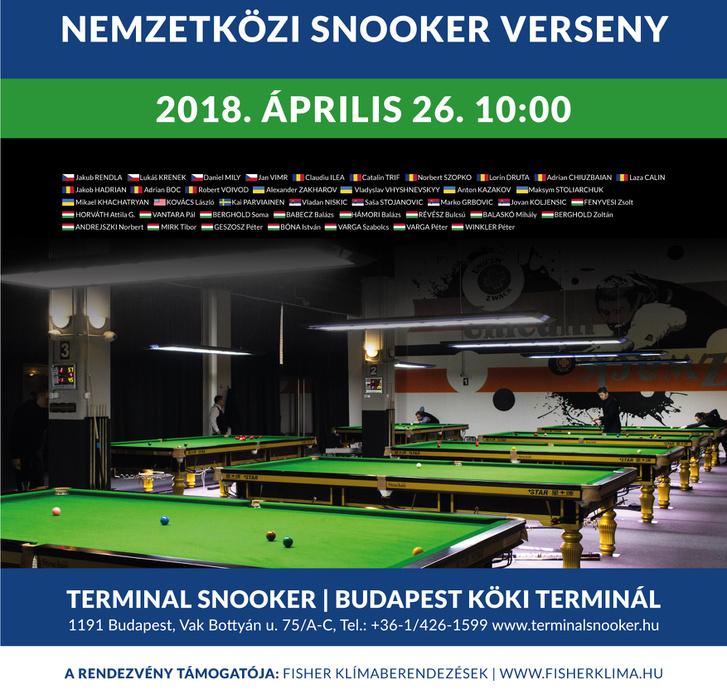 Index - Mindeközben - Jön az első hazai szervezésű és rendezésű amatőr  snookerverseny be59296d37