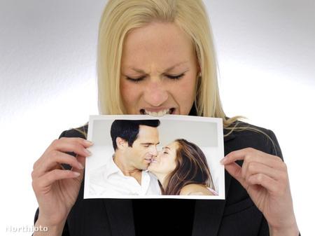 nő keresi válás
