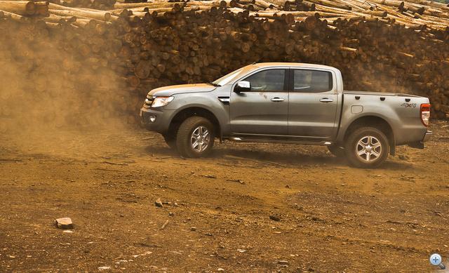 Ford Ranger Jdm : Totalcar tesztek bemutató ford ranger