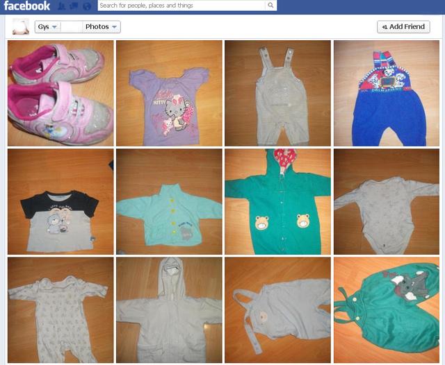 108ac5939a Gyerekruhát a Facebookon? Rizikós! - Dívány