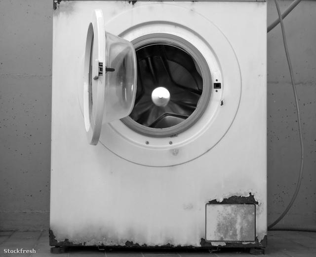 Старая стиральная машина фото 2