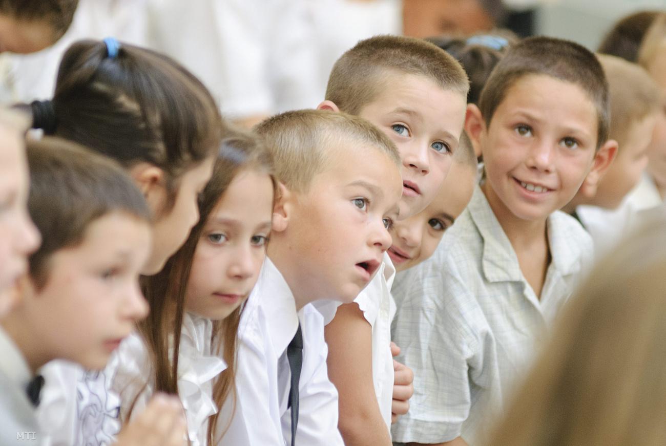 Mikor engedjük a gyereket iskolába