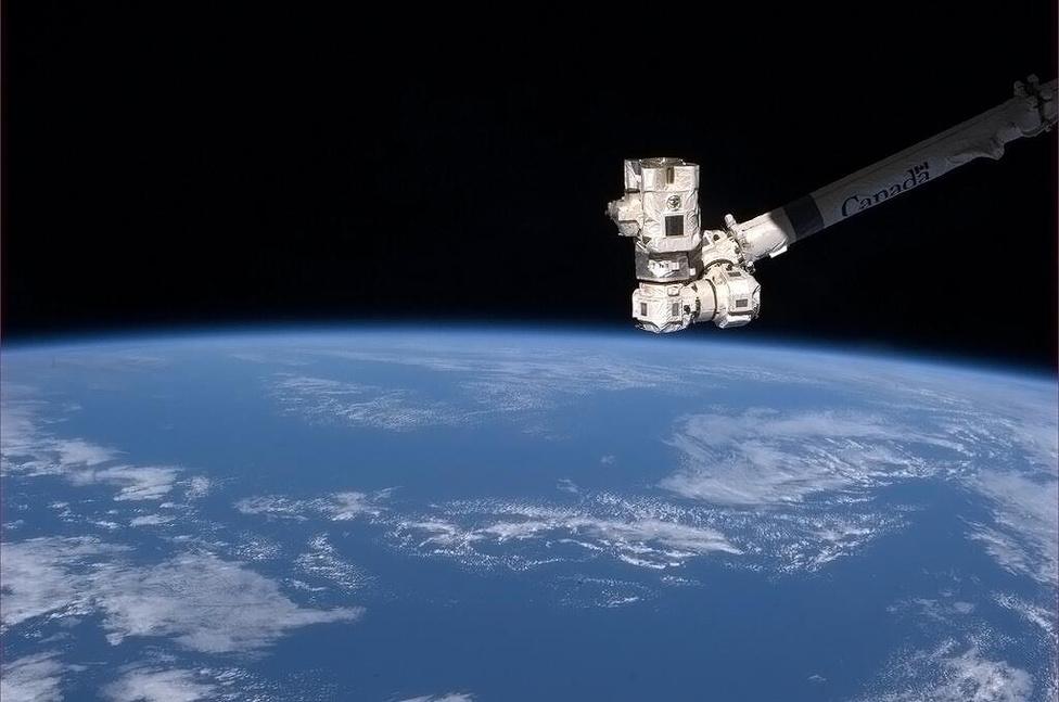 Végigfotózta a Földet az Űrállomásról