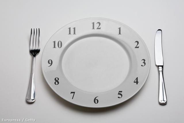 12 órás diéta