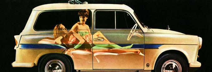 west german wagon 1978 trabant 601 s. Black Bedroom Furniture Sets. Home Design Ideas