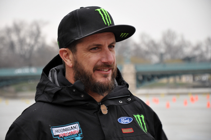 Totalcar Magazine Features Ken Block Gymkhana Six