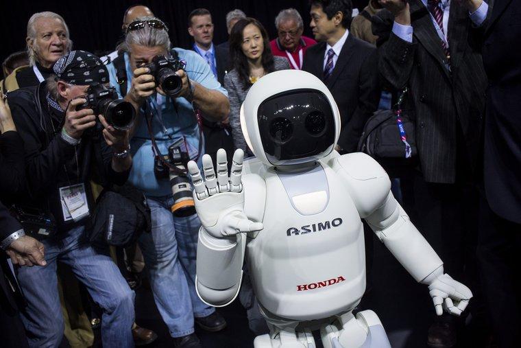 A Robotok Már A Spájzban Vannak