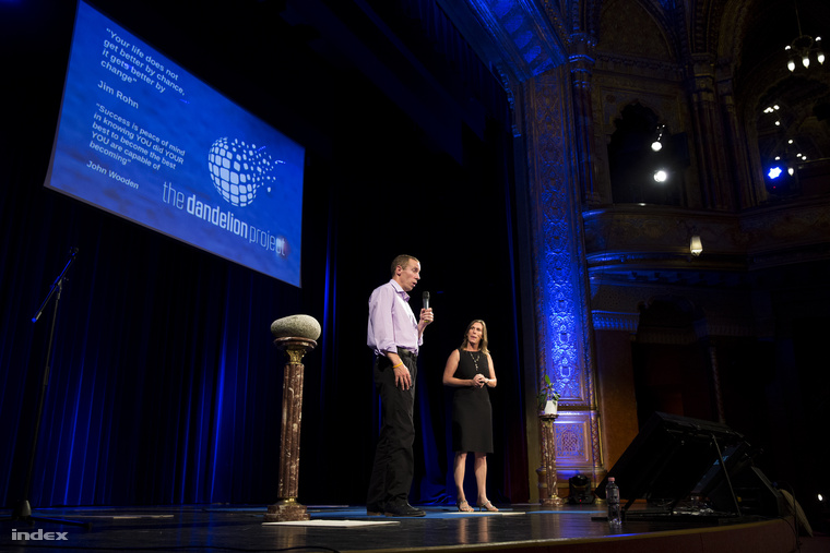 Jeremy Frith és Rachel Sykes