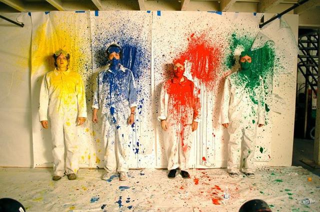 A felejthető zenéjéről ismert banda, az Ok Go!