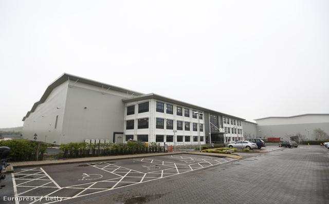 A Barnsley-ban található ASOS raktár a régió egyik legkomolyabb munkaadója