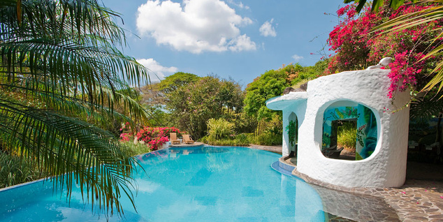 Paradicsomi állapotok - Finca Rosa Blanca Inn, Costa Rica