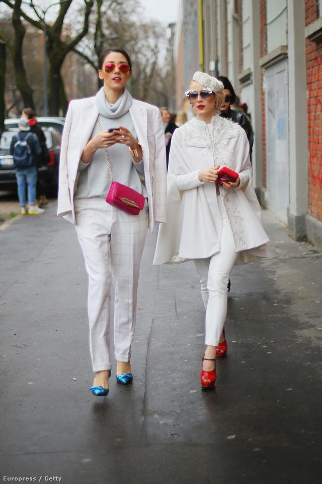 Értelmetlen és idejétmúlt az a szabály, hogy a bármilyen alkalomra beillő fekete ruhákkal ellentétben a fehér árnyalatú darabokat nem illik viselni a hétköznapokban.