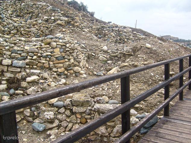 Khirokitia neolitikus kori település