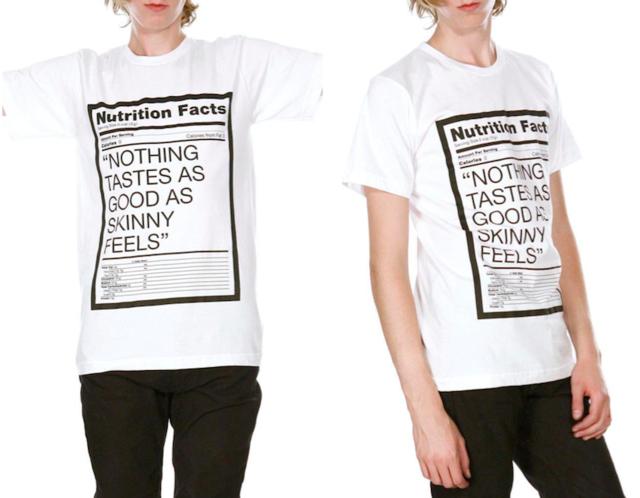Íme a vitát kiváltó póló