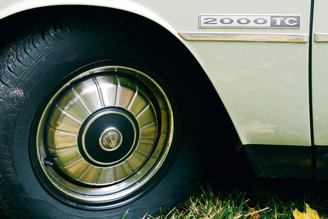 A motorméretet mindig feltüntették az első sárvédő végén