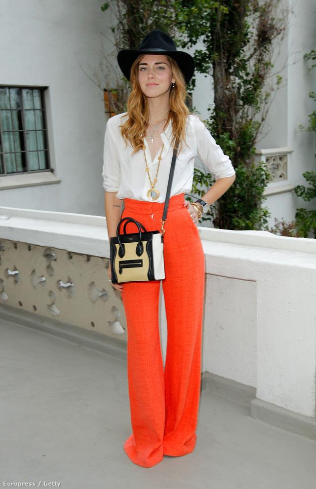 A Blonde Salad bloggere, Chiara Ferragni