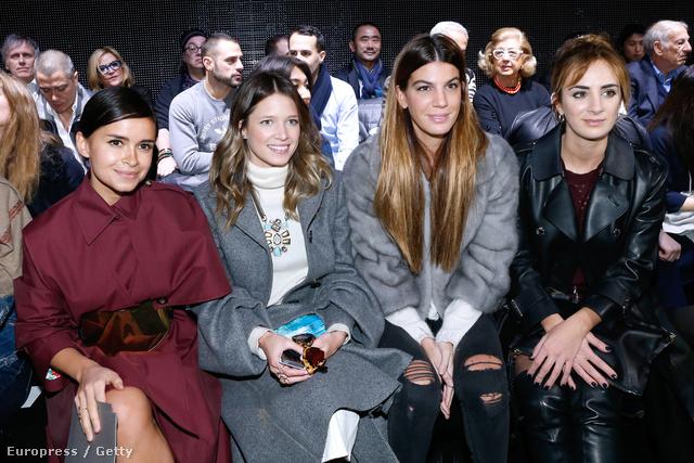 Egyre több blogger kap helyet a divatbemutatók első sorában