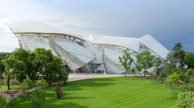 Így fog kinézni Frank Gehry múzeuma