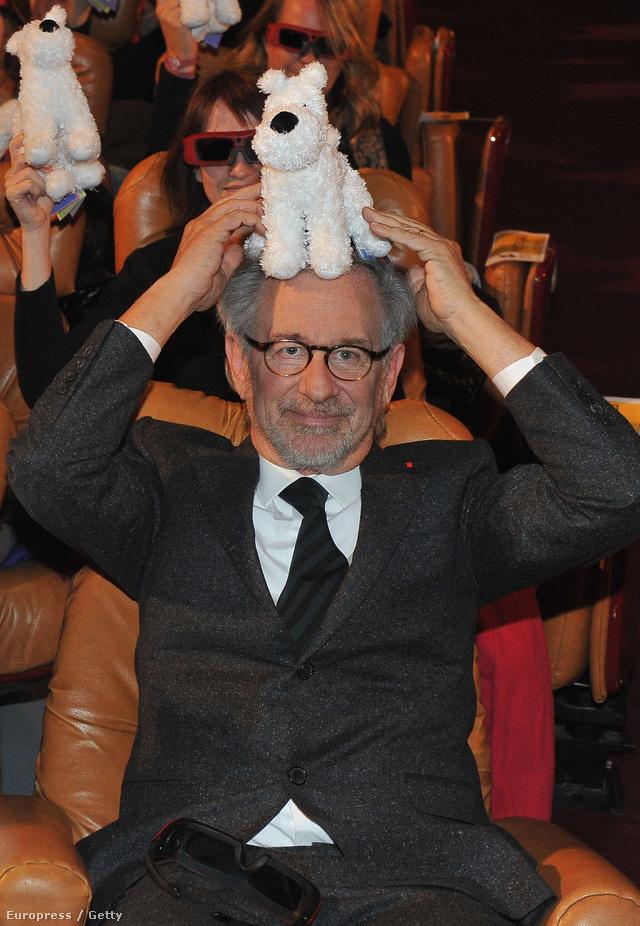 Steven Spielberg a világ egyik legismertebb rendezője