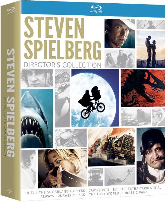 Ősszel kerül a boltokba a Spielberg gyűjtemény