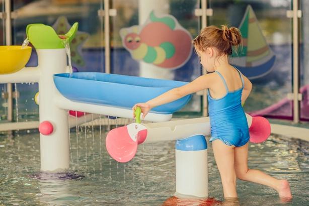 Vízipók-Csodapók beltéri gyermekvilág