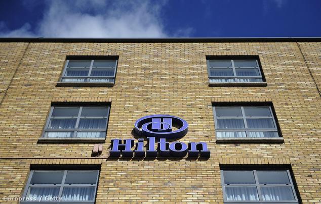 A dublini Hilton (képünk illusztráció)